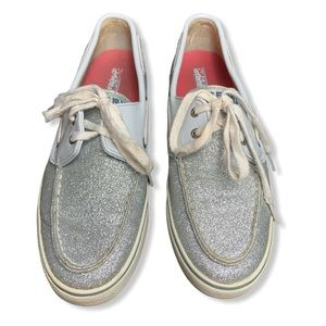 SPERRY| TOP SIDER GLITTER SIZE 9.5M